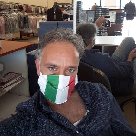 Chieti, Italy: Happy sunday people