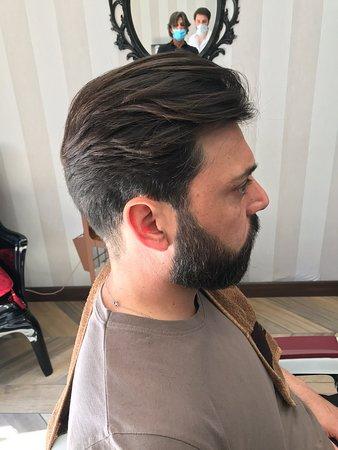 Barbershop Napoli via Mergellina 204