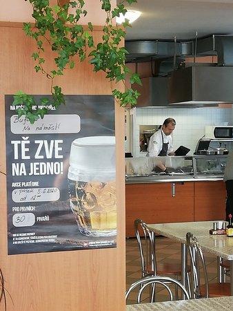 Hostivice, Csehország: Bufet Na náměstí
