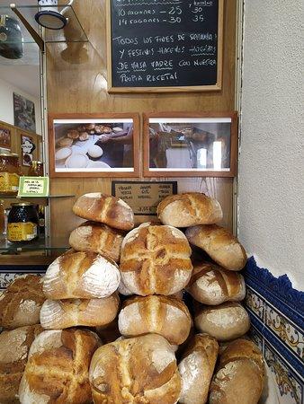 Panes con receta propia