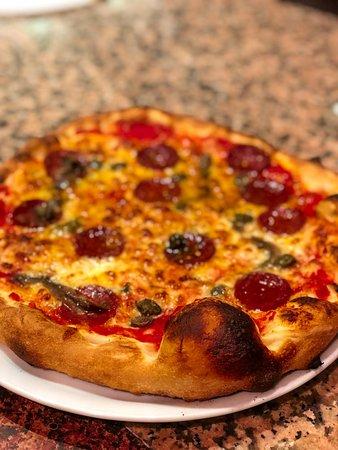 Pizza Nerone