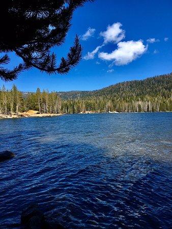 Huntington Lake, Kalifornia: So pretty! 😎