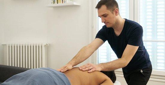 Jimmy Massage Paris