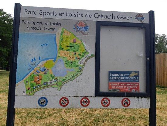 Parc De Loisirs De Creac'h Gwen