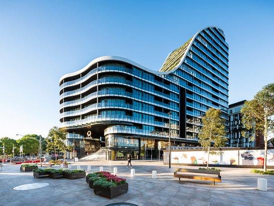 SKYE Suites Green Square, hôtels à Sydney
