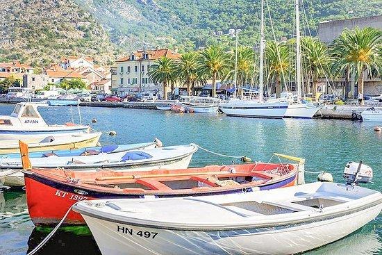Perast , Risan , Herceg Novi Old Town Tour di 1 giorno da Kotor