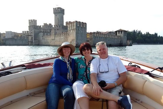 Private half-day cruise from Salo 'to Sirmione