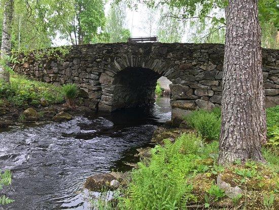 Enonkoski Historical Stone Bridge