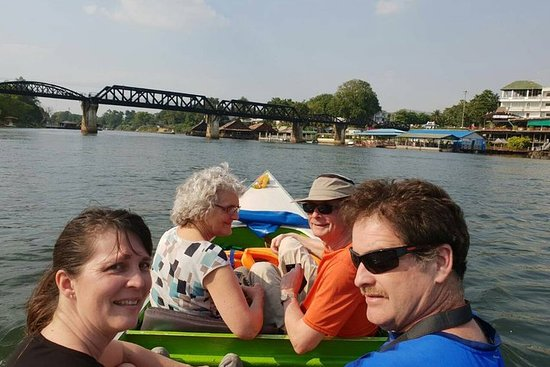 Kanchanaburi Historical Day Tour from...