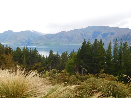 Albert Town, Nueva Zelanda: The best of the lake.