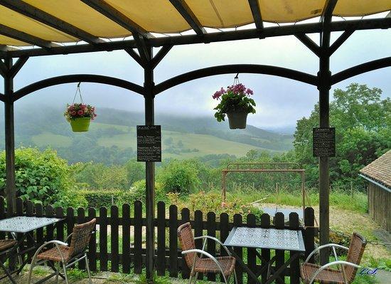 Une belle et vaste terrasse avec vue!!!
