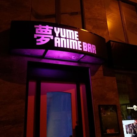 Yume Anime Bar