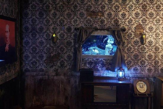 Poltergeist Interactive Escape Room...