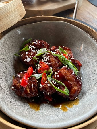 Sticky Teriyaki Chicken