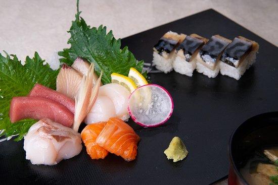 MOTOMURA Sashimi 10 pieces set