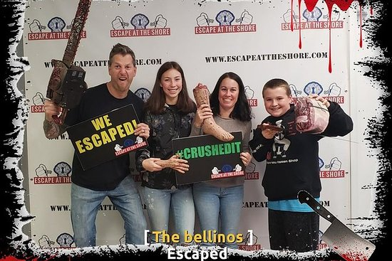 The Hostel Interactive Escape Room in...