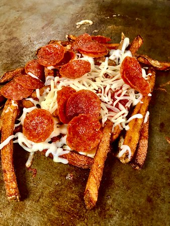 Pizza Fries!