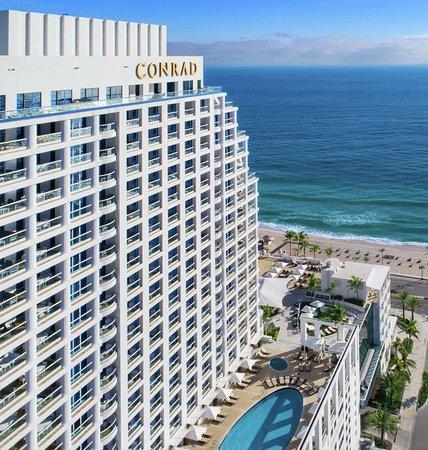 CONRAD FORT LAUDERDALE BEACH $199 ($̶2̶8̶8̶) - Updated 2020 Prices & Hotel Reviews - FL - Tripadvisor