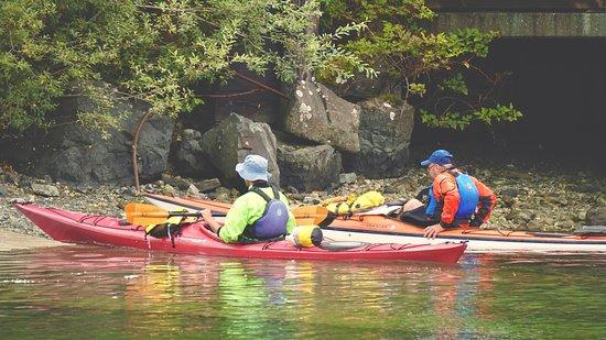 Kyuquot, Canada: Gateway to fantastic, world famous ocean kayaking