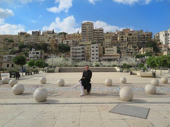 The Hashemite Plaza