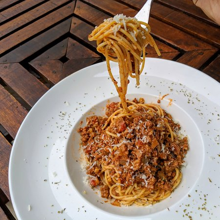 Pasta: Pork Bolognese Spaghetti - สปาเก็ตตี้ซอสหมูโบโลเนส