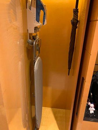 豪華房 - 房內有貼心工具
