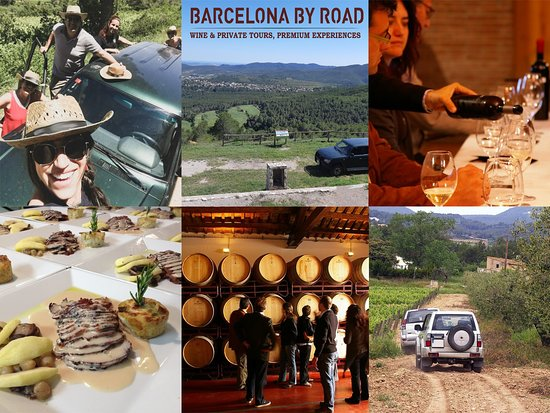 Barcelona By Road - Tours