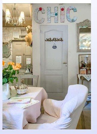 Salon de thé so Chic!