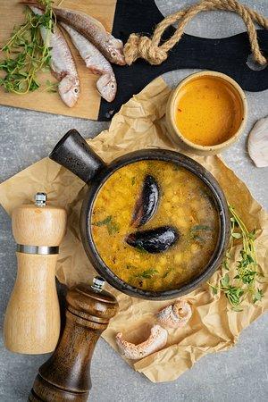 Utopia Garden Restaurant - Utopia Forest Burgas - soup