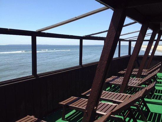 Breezy Point, Estado de Nueva York: Silver Gull Beach Club is an oceanfront property with stunning views all around.