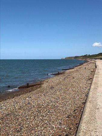 Herne Bay East Cliff Beach