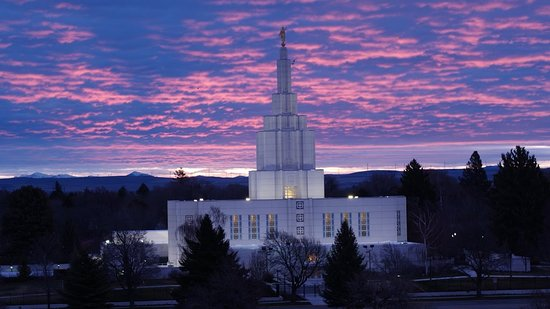 Idaho Falls Temple & Visitors Center