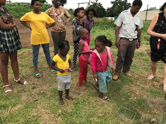 Eshowe, South Africa: Visit to Zulu village