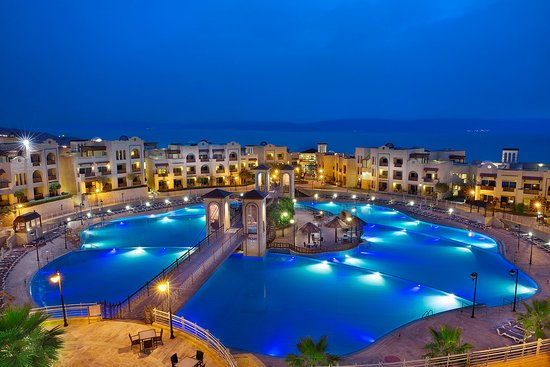 CROWNE PLAZA JORDAN - DEAD SEA RESORT & SPA 5* (Иордания/Мертвое ...