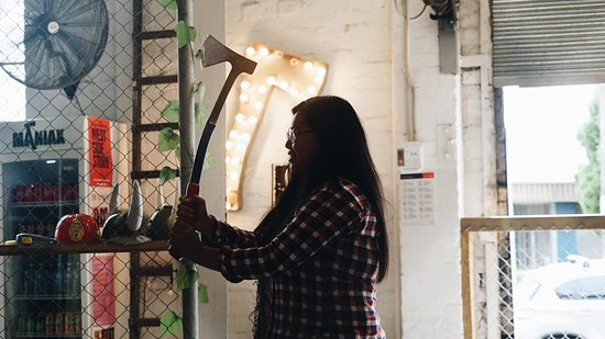 MANIAX Axe Throwing - Sydney