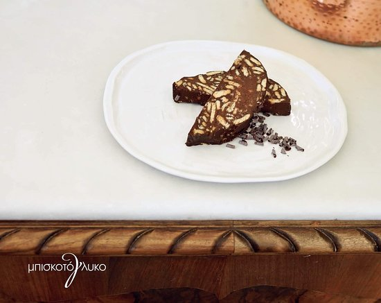 Κορμός σοκολάτας