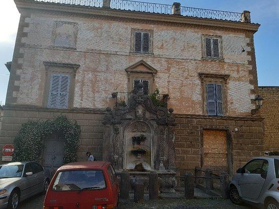 Fontana di Montascide