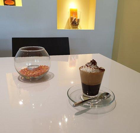 Pregassona, Schweiz: Caffè goloso TOP!