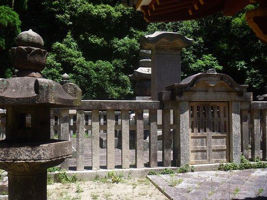 Memorial Monument of Tadatsugu Sakakibara
