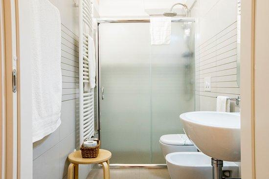 La Casa Della Zia: Bagno Stanza 1