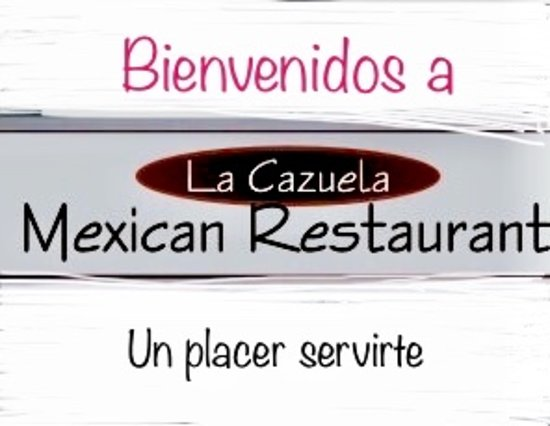 Dover Plains, NY: La Cazuela Mexican Restaurant, the best in town