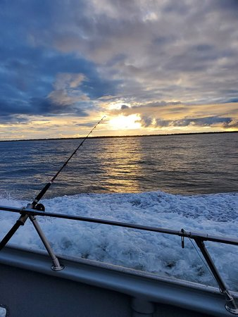 Great fishing trip on Sea Angel!!