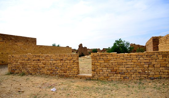 Kuldhara..the Haunted Village..