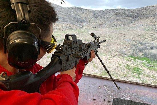 Expérience de tir en plein air à Las Vegas