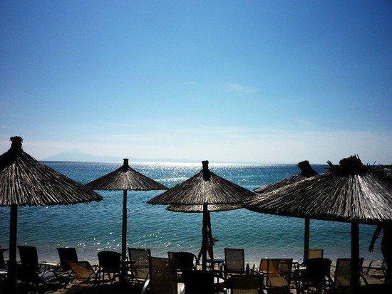 פוטוס, יוון: Our beach