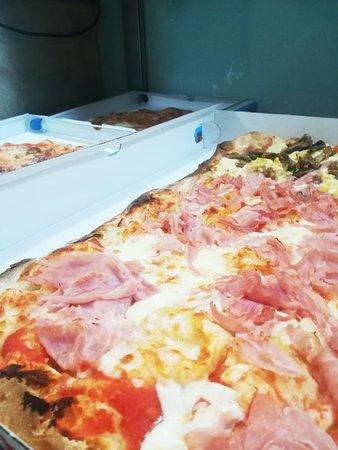 Pizza in pala alla romana 🍕