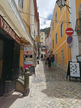 Sintra historical center.