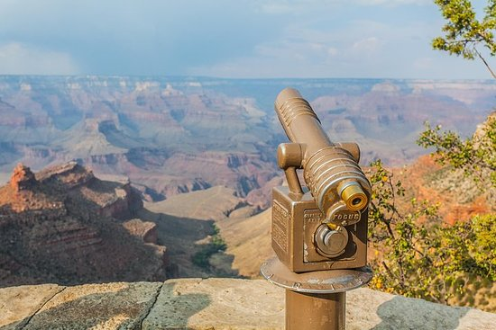Grand Canyon South Rim Day Tour from...