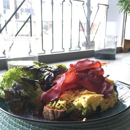 The power breakfast !!