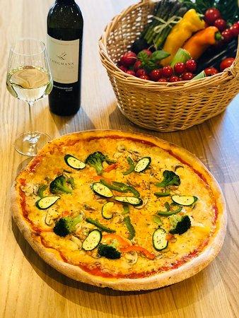 Pizza Vertura ( Vegetarisch )